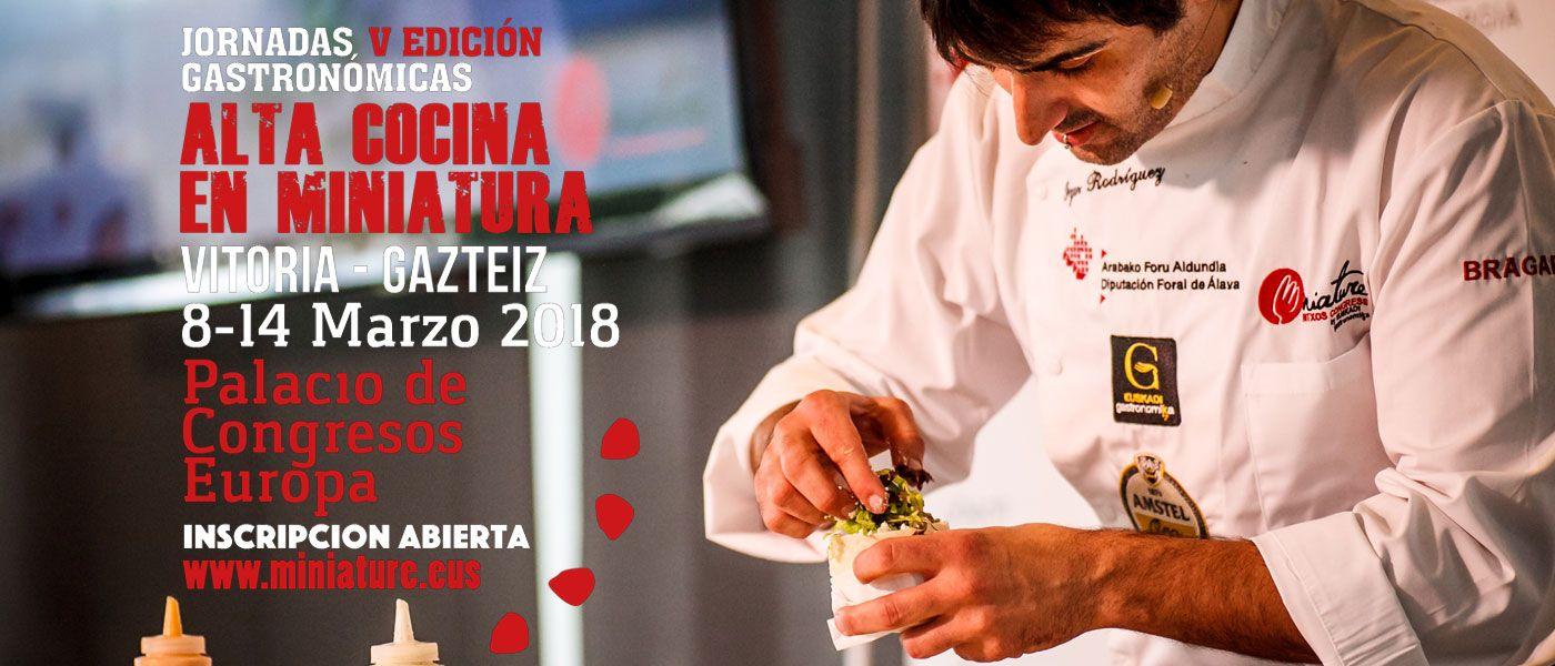 MIniature-Pintxos-Congress-Vitoria-Gasteiz-2018-02