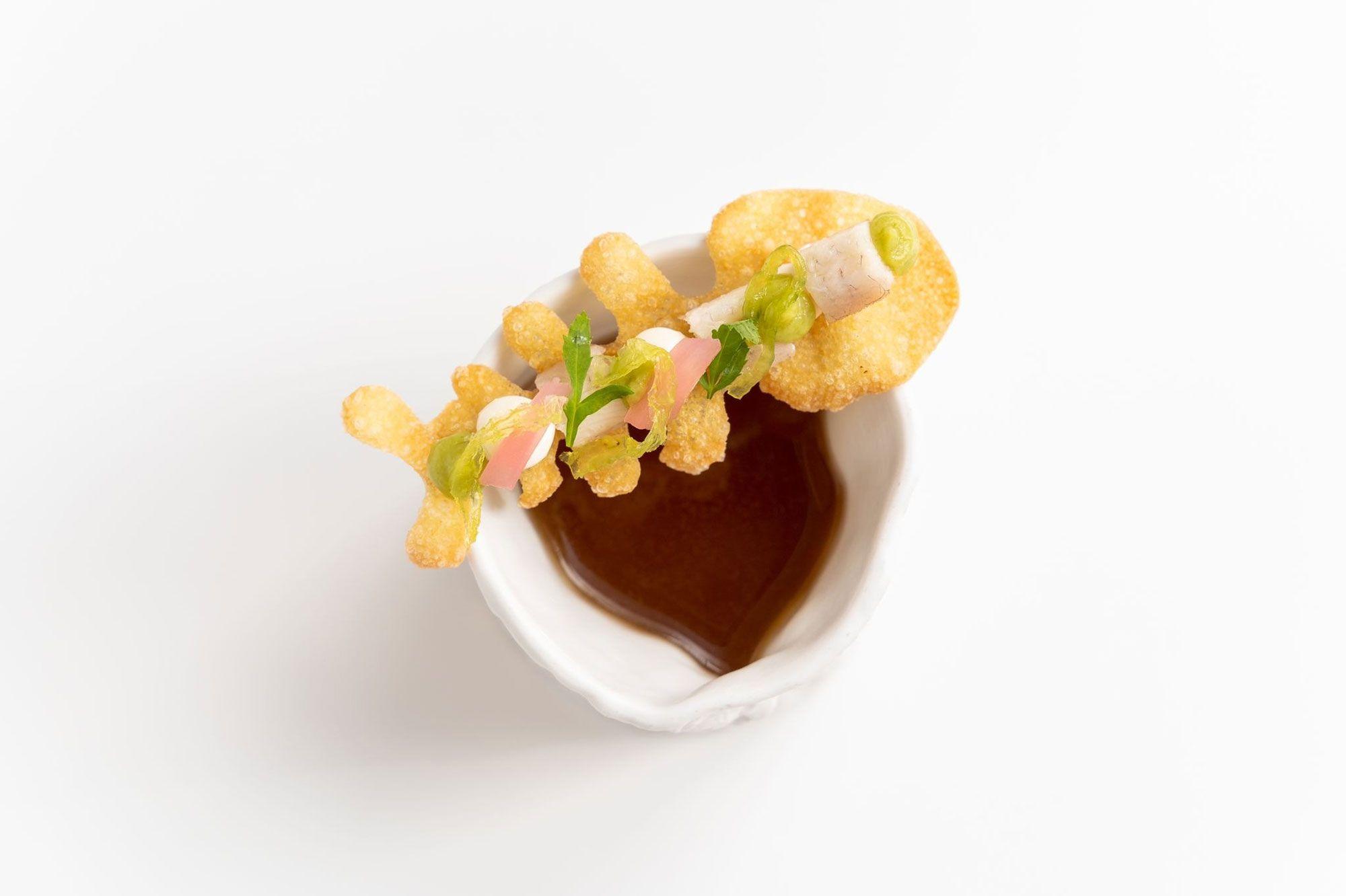 Raspa-Vainas-Pimenton-Anguila-yDashi-de-Verduras-Miniature